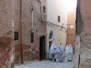 Le Hayek (Tenue Traditionnel Féminine) Ghardaia