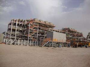 Krechba petrofac site 2008 (Wilaya de Ghardaia)