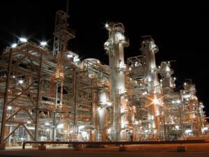 Krechba ISG Complexe Pétrolier (Wilaya de Ghardaia)