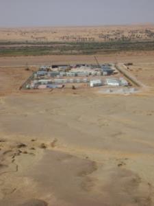 Installation étrangère à Ghardaia