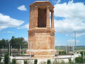 Le temple de Khenchela