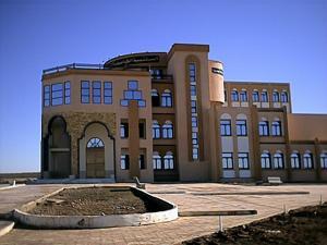 La bibliothèque universitaire de Djelfa