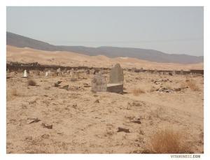 قبر إيزابيل أبرهارت بعين الصفرة