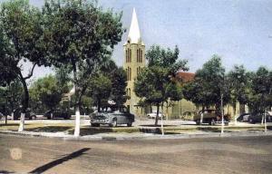 كنيسة فيالار بمدينة تيسمسيلت
