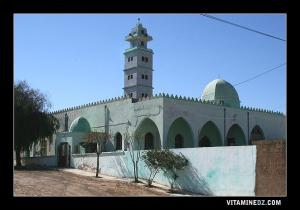 مسجد قرية سيدي ورياش