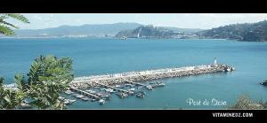 ميناء الصيد البحري على شاطئ سطورة بولاية سكيكدة