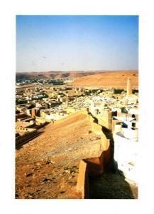 Gardaïa et ses remparts - 1990