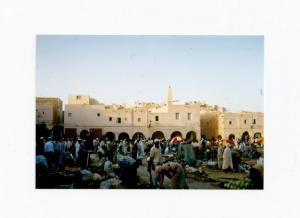 Gardaïa et son marché - 1990