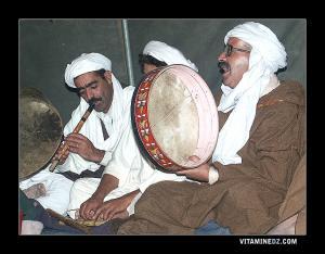 غناء بدوي بوعدة سيدي ناصر
