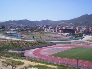الملعب الرياضي بحي بورمل (مدينة جيجل)