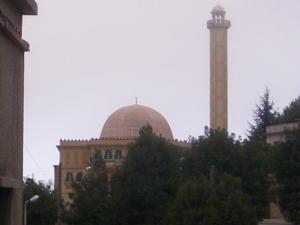 المسجد الكبير لبلدية تاكسنة (ولاية جيجل)