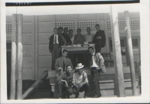 صورة المدرسين في السنة الدراسية 63 ـ 64