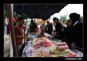 بيع حلوة الشعير و حلويات تركية و نوڨة بوعدة سيدي محمد بن عودة
