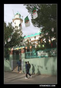 المسجد العتيق أقدم مسجد بمدينة سعيدة