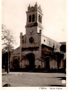 كنيسة مدينة معسكر القديمة