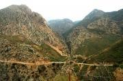 منظر طبيعي لمنطقة بوغني (ولاية بجاية)