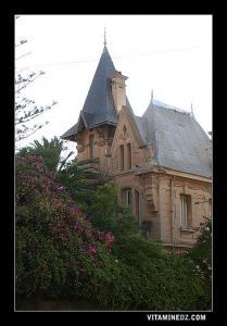 قلعة من الفترة الإستعمارية