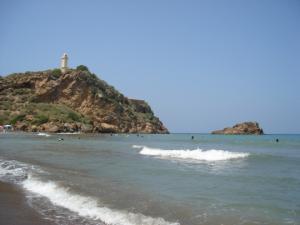 شاطئ تافوره بولاية تيبازة