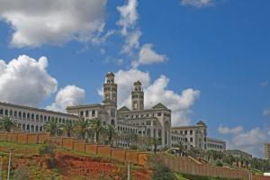 جامعة الخروب بحسين داي (الجزائر العاصمة)