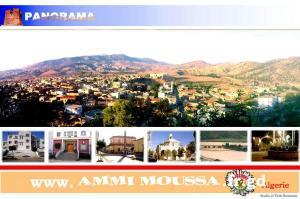 صورة شاملة لمدينة عمي موسى