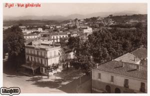 صورة شاملة لمدينة جيجل (الفترة الإستعمارية)