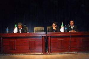 HOUARI Kaddour et ces militants ffs