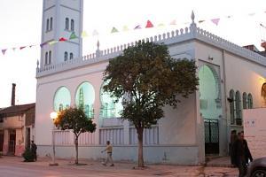 المسجد الكبير لبلدية عين مليلة (ولاية أم البواقي)