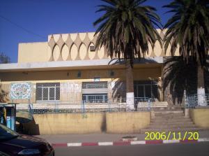 قاعة السنما جراح بمدينة بويرة