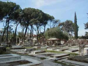 المقبرة المسيحية لمدينة بليدة