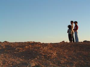 أطفال بملجأ سمارة (ولاية تندوف)