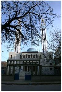 مسجد الشيخ العربي تبسي بمدينة تبسة