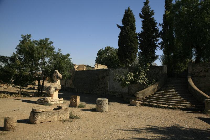 آثار الحضارة الرومانية بالجزائر