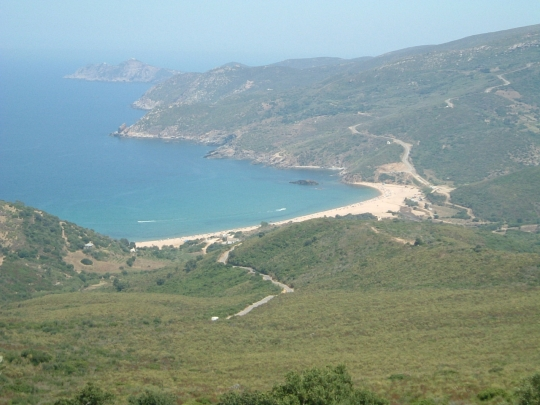 شاطئ سرايدي بولاية عنابة