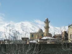 صورة لمسجد قرية تاسلنت