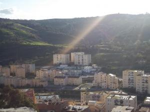 منظر جنوبي لمدينة طابلات