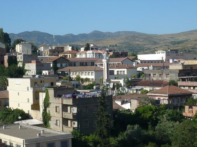 منظر جزئي لمدينة طابلات