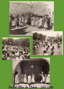 أطفال من مدينة شريعة سنة 1962