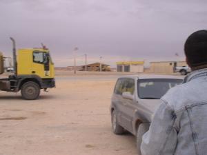 صورة لمحطة نفطال