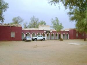 L'ancien hopital d'Aoulef (Wilaya d'Adrar)
