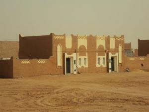 Une bâtisse de Reggane (Wilaya d'Adrar)