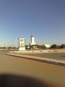 Aéroport Boubaker Belkaid dans la wilaya de Chlef