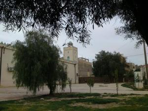 مسجد معاذ ابن جبل (ولاية شلف)