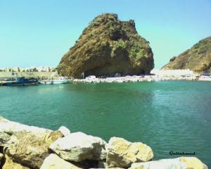 Port de Beni Haoua et son Rocher