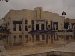 Poste centrale de Laghouat