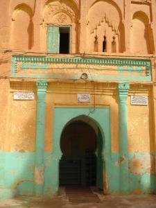 Zaouia à Ain Madhi