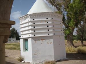 قصر كوردان ببلدية عين مادحي (ولاية الأغواط)