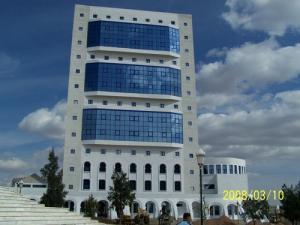 La Tour d'Administration (Université Larbi Ben Mhidi Oum El Bouaghi )