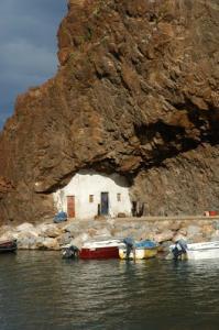Abri de pêche (Port de Beni Haoua)