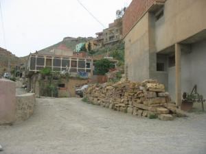 La commune de Arris à Batna