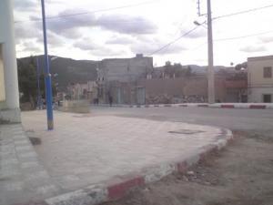 Centre ville de la commune de Arris (Wilaya de Batna)